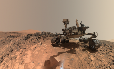 Curiosity desperately needs friends on Mars.
