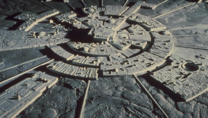 Now we can only imagine what a moonbase will look like.